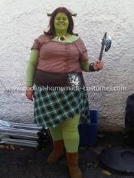 Shrek Halloween Costumes Adults Fiona Shrek 3 Running Costume Princess
