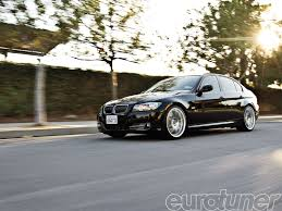 bmw 335d wheels project car bmw 335d one day proven eurotuner magazine