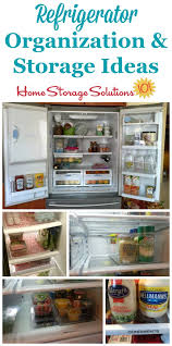 Home Storage Solutions by Real Life Refrigerator Organization U0026 Storage Ideas