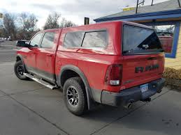 Dodge Ram 3500 Truck Topper - dodge suburban toppers