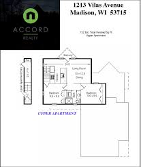 One Madison Floor Plans For Rent 1213 15 Vilas Ave Madison Wi Real Estate Homes And