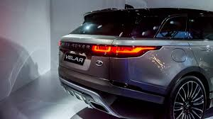 2018 range rover velar here u0027s what it u0027ll cost and what u0027s under