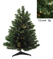 2 pre lit two tone pine artificial tree clear
