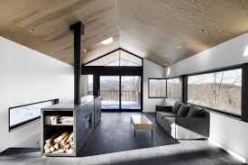 photo 9 of 10 in 10 modern fireplaces that make for inviting