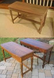 tonewheel general hospital replica wood parts benches