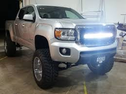 Truck Light Bars Led by Radius Led Grilles Featuring Rigid Curved Led Light Bars By