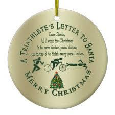 triathlete ornaments keepsake ornaments zazzle