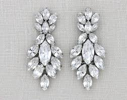 vintage wedding earrings chandeliers bridal earrings chandelier bridal jewelry earrings