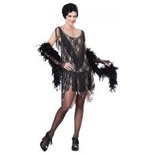 gal womens flapper costume