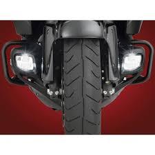 goldwing driving lights reviews goldwing led rectangular fog light kit 52 906 pashnit moto