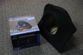 lexus speaker warranty custom nvx subwoofer enclosure for lexus is series blog sonic