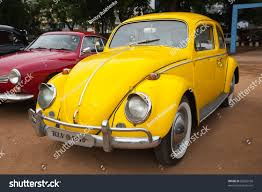 volkswagen beetle background chennai india july 24 volkswagen type stock photo 86292160