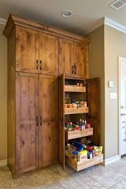 built in kitchen pantry cabinet grey butlers pantry with built in