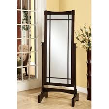 stand alone mirror with lights types and uses of floor mirrors in full length mirror on stand