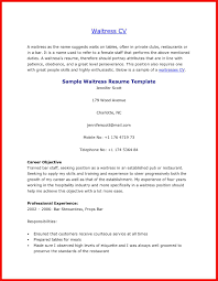 Restaurant Hostess Resume Examples by Waitress Resume Sample Waitress Resume Examples Resume Pinterest