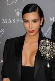 makeup closeup how to wear gold eyeshadow like kim kardashian glamour