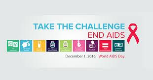 Challenge Hiv Paho Who World Aids Day 2016