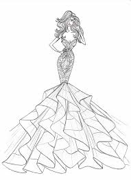 hailey page dress sketch 3 formalwear special occasion kids