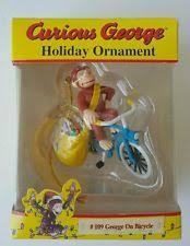 carlton cards playtime curious george ornament h a