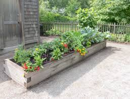 raised bed gardening design build pros