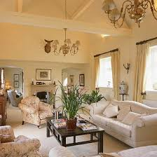 Cream Color Living Room  DECORATION - Cream color living room