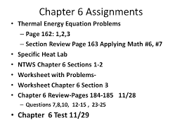 chapter 6 thermal energy ppt video online download