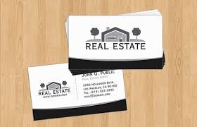 10 creative real estate business cards design freebies