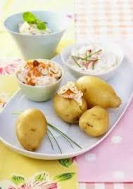 pommes de terre en robe de chambre au four pommes de terre en robe de chs 3 dips