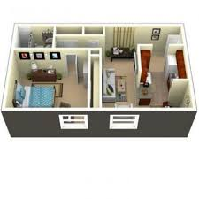 440 Square Feet Apartment Woodcrest M2 Property Group