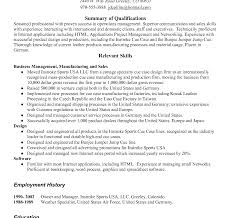 resume summary of qualifications for a cna frighteningtional skills for resume template exles nursing