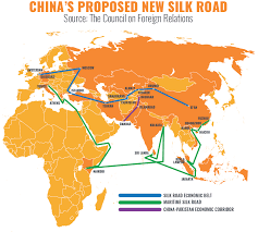 Fuzhou China Map by China Makes Inroads Into African Energy Africa Oil U0026 Power