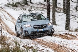 subaru outback snow subaru xv motoring research