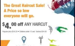 haircut specials at great clips 4 off any haircut at great clips explore steamboat hot