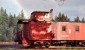 Backyard Trains For Sale by Life Aboard Your Own Caboose How To Buy A Train Car Modern