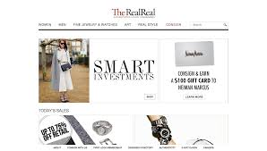 Designer Consignment Store Los Angeles The Realreal A Luxury Consignment Site Raises 40 Million