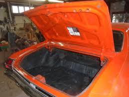 1969 chevelle ss 396 new paint rebuilt 396 hugger orange paint new