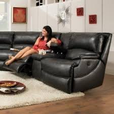 Armchair Drink Holder Reclining Loveseats With Cup Holders Foter