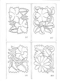 Wood Carving Patterns Free Download by 236 Best Floral Wood Carving Patterns Images On Pinterest Leaf