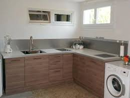 plan de travail bois cuisine élégant cuisine tendance pour meuble plan travail cuisine plan de
