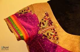 s blouse patterns bridal boutique designer saree blouse designs part v indusladies