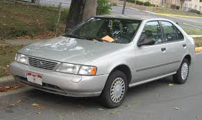 1995 nissan sentra information and photos zombiedrive