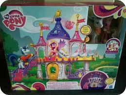 mlp wedding castle my pony royal wedding castle toys r us box