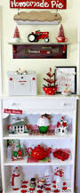 Christmas Kitchen Decorating Ideas by 120 Best Christmas Kitchen Images On Pinterest Christmas Kitchen