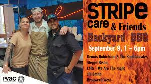 stripe cafe u0026 friends backyard bbq u2013 stripe café