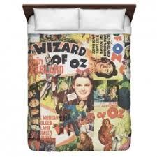 Wizard Of Oz Shower Curtain Bathroom Bedroom Bedding Pillows
