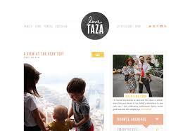 Lifestyle Blog Design A Cup Of Jo Lifestyle Blog Wordpress Custom Design Designed By