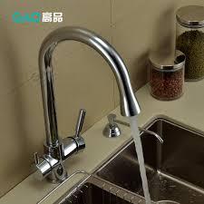 free shipping soild brass lead free kitchen faucet mixer drinking