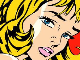 roy lichtenstein vector roy lichtenstein vector pop print poster ebay