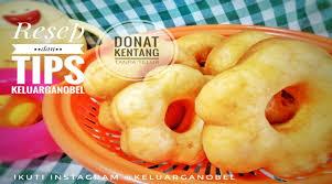 membuat donat tanpa ragi resep roti donat kentang kafe tanpa telur resep roti dan kue