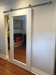 Sliding Barn Doors For Closets Best 25 Barn Doors For Closets Ideas On Pinterest Sliding Barn